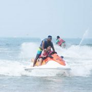 watersports package in Goa