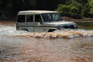 Dudhsagar Waterfall trip by jeep
